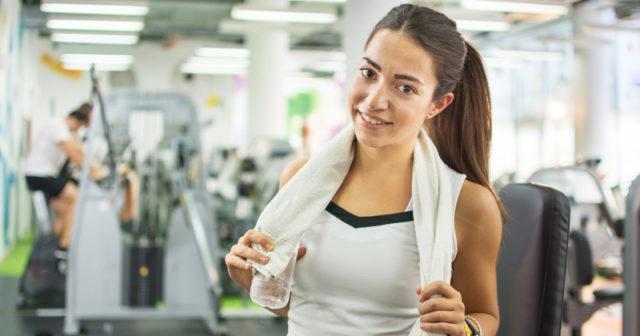 hur ska man börja träna