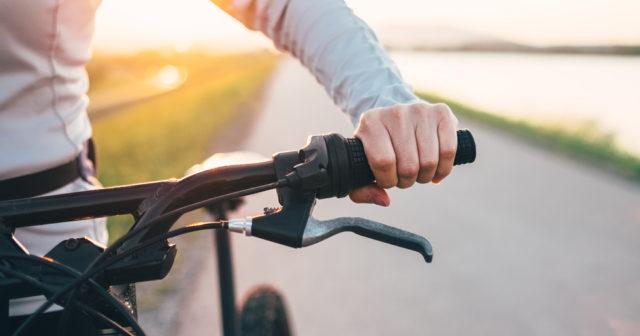 Studie: Enorma hälsofördelar med att cykla till jobbet