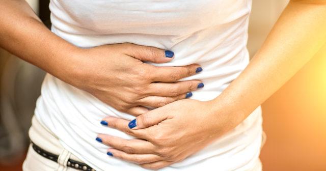 massera magen vid förstoppning
