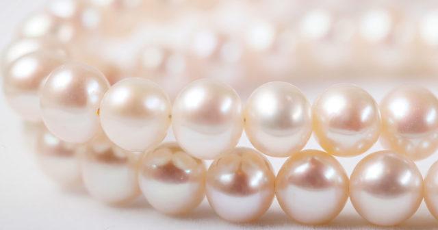 värde gammalt pärlhalsband