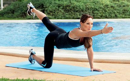träna med charlotte perrelli