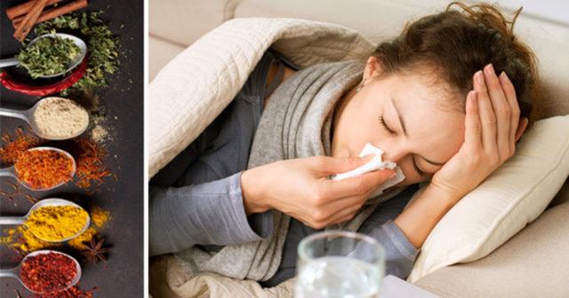 bästa botemedlet mot förkylning