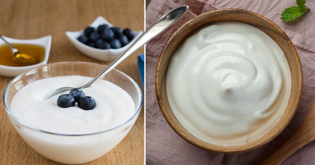 fil eller yoghurt nyttigast