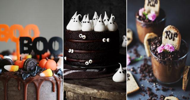 10 snygga bakverk – som är perfekta till Halloween