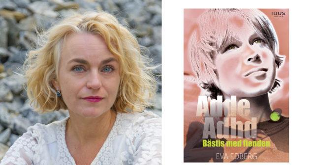 Författaren Eva Edberg: