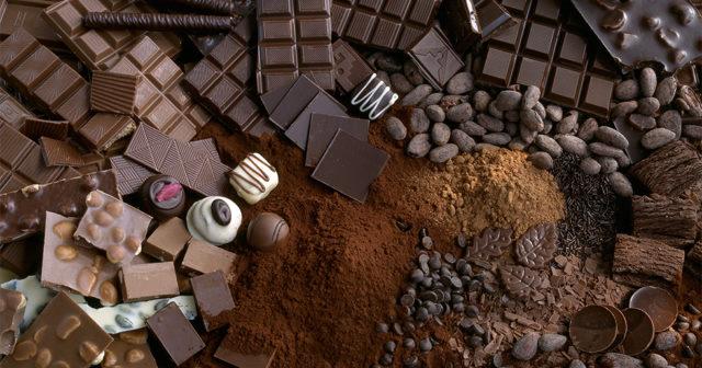 choklad är en grönsak