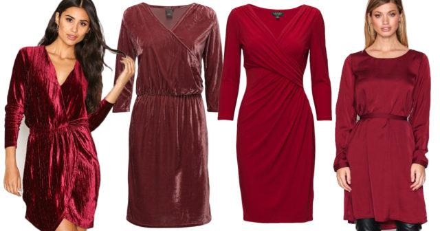 klänning till jul