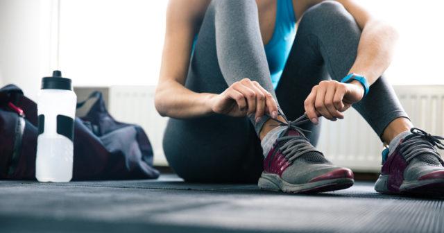 tränar äter rätt går inte ner vikt