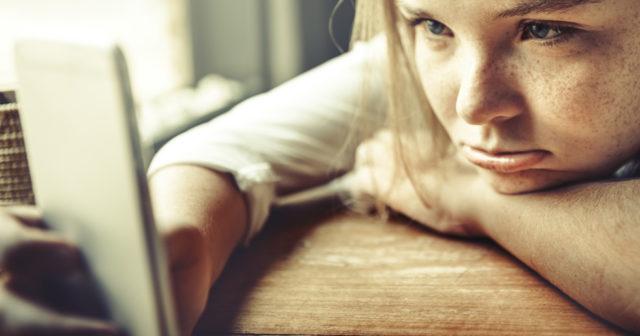 Siffran för psykisk ohälsa hos barn fördubblad på tio år