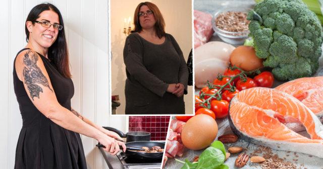 rasa i vikt med lchf