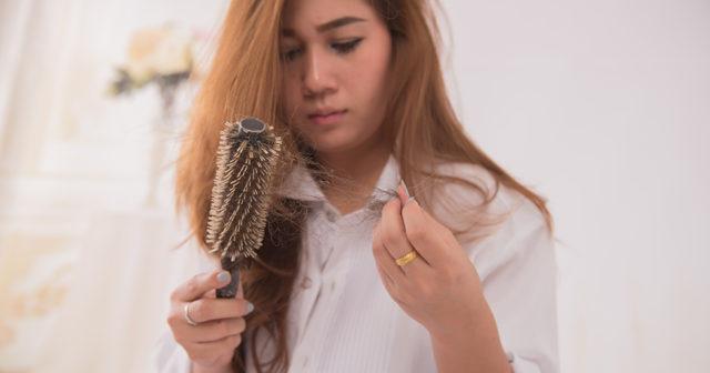 hur tunnar man ut tjockt hår