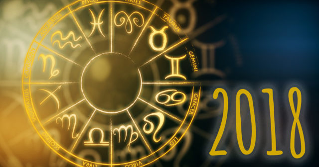Horoskop: Så blir ditt 2018 – enligt stjärnorna