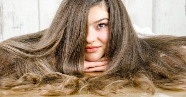håret lossnar lätt
