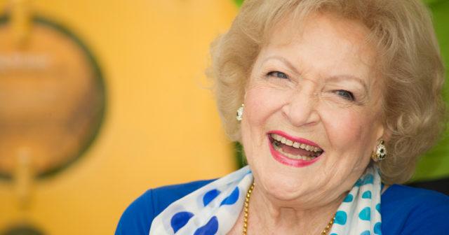 Betty Whites, 96, hemlighet för långt liv: