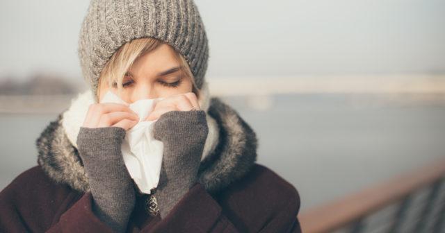 influensa eller förkylning
