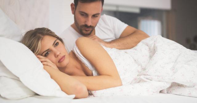 9 orsaker till att du får ont när du har sex