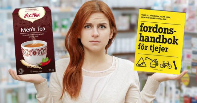 Produkterna du som kvinna får (och inte får) köpa