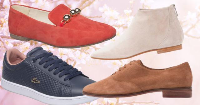 skor till våren