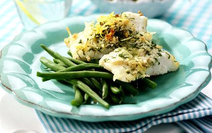 nyttig fisk recept