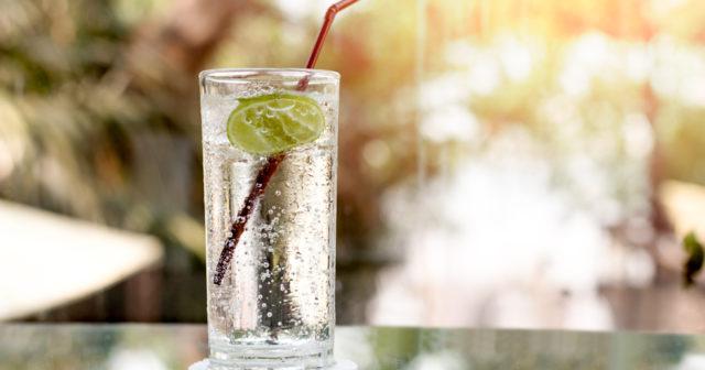 kolsyrat vatten nyttigt