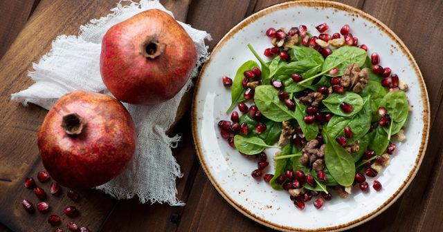 mat mot inflammation i kroppen