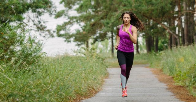 gå eller springa fettförbränning