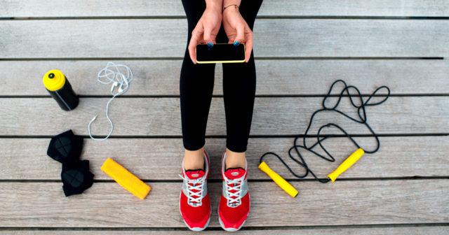Bästa apparna för för dig som vill träna ute i sommar