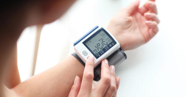 högt blodtryck efter måltid