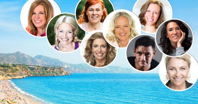 Häng med på vår hälso- och träningsresa till spanska solkusten i november!