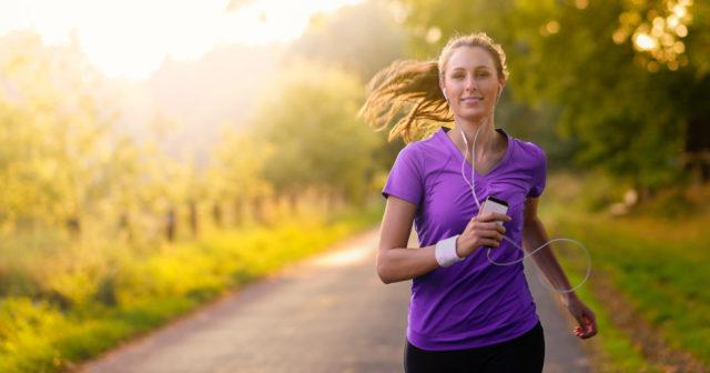 varför är det bra att springa