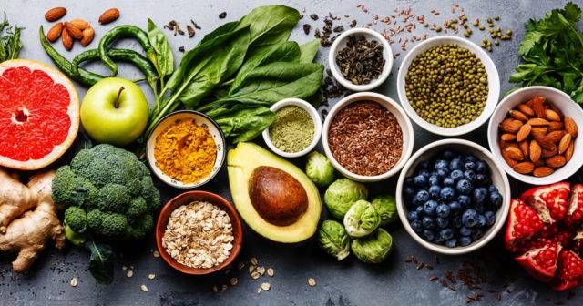 livsmedel med folsyra