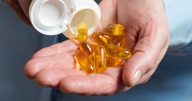 omega 3 och d vitamin