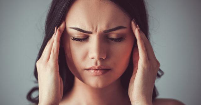 feber yrsel huvudvärk