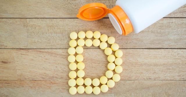 d vitaminberikade livsmedel