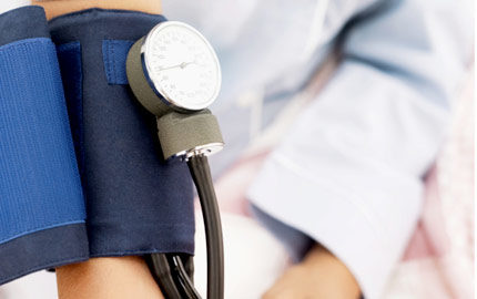 blodtryck för män