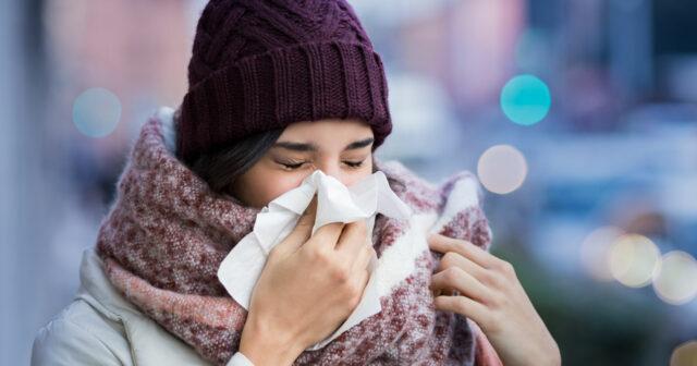 hur smittas influensa