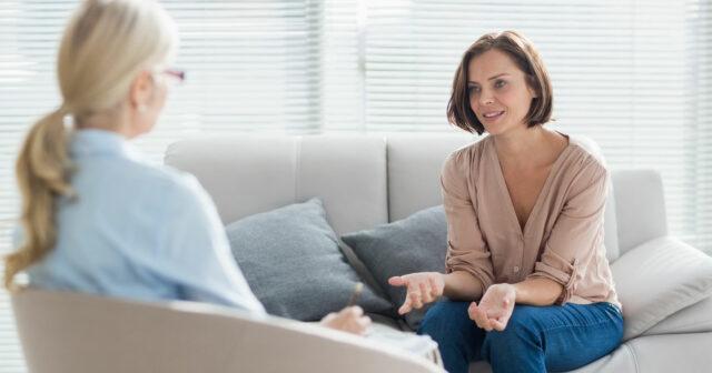 jobba hemifrån - Terapeut