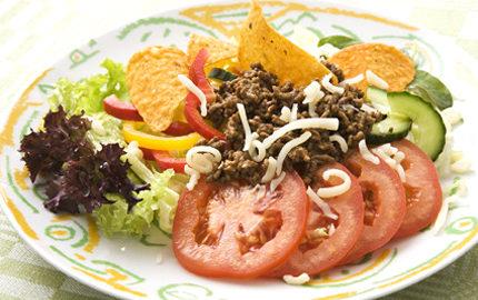 lunch under 300 kalorier