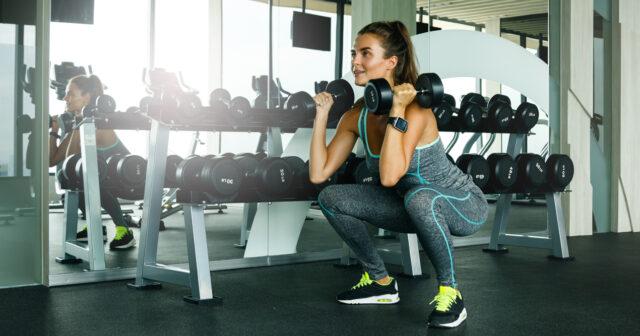 övningar som bränner fett