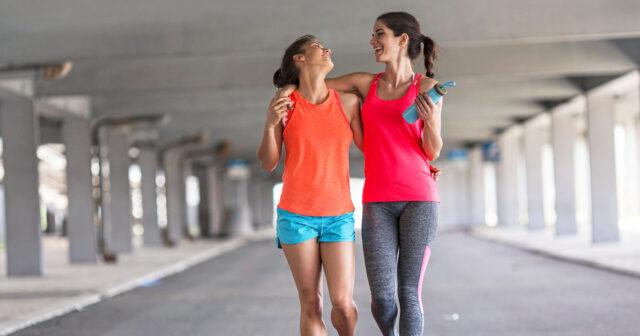 MåBra:s promenadschema kan få dig att tappa ett halvt kilo i veckan.