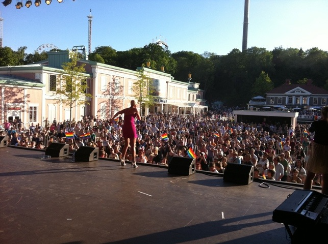 kul o göra i stockholm
