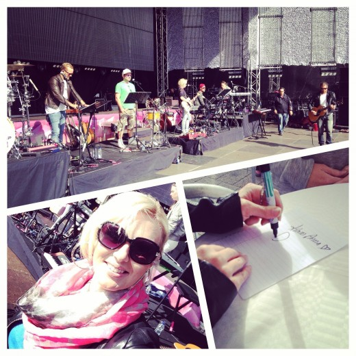 Sanna Nielsen Rix Fm Festival