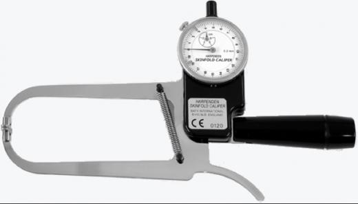 Kalipertång, har använts av PT:ar under lång tid. Kräver erfarenhet för att få korrekta resultat.