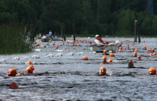 Vansbrosimmet 2012. Foto: Tuva Bergman
