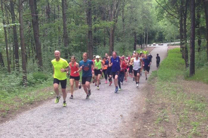 Backträning med TSM Running