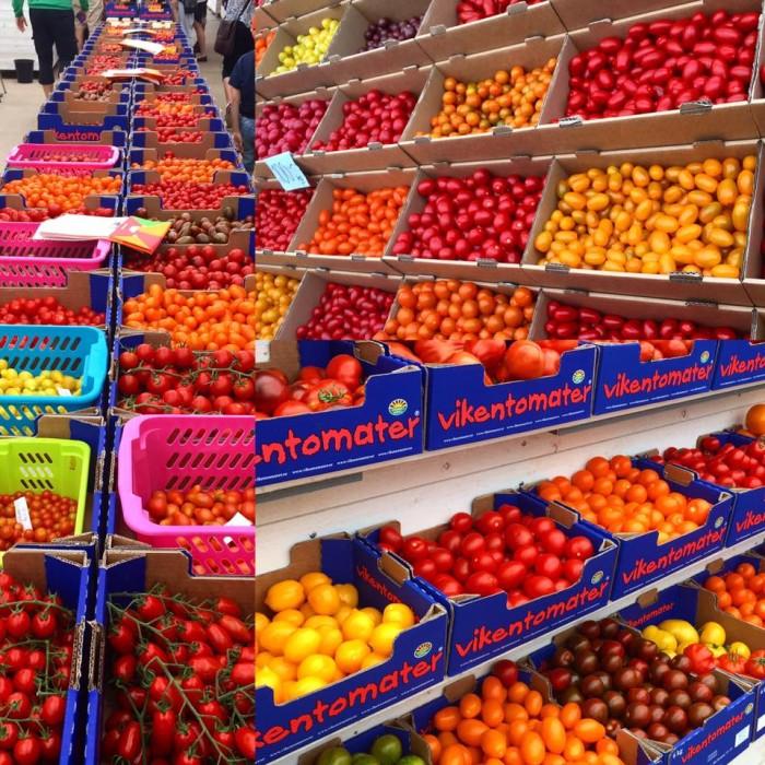Heaven för tomatälskare