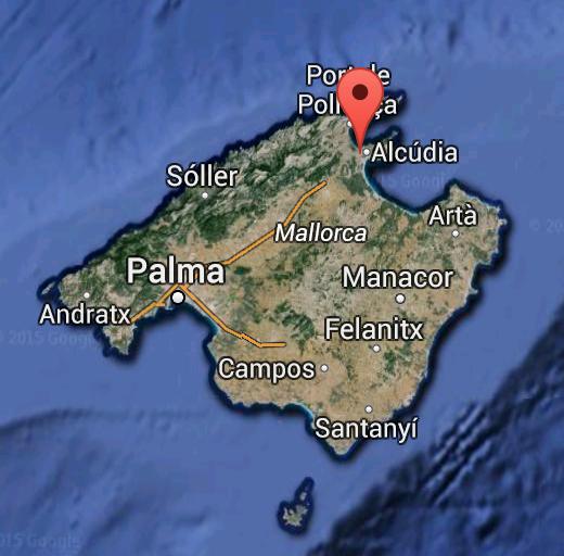 Hit ska vi! Mallorca / Alcudia