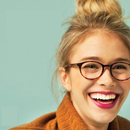 Tänk på det här om du använder smink och bär glasögon. Bildkälla  Pinterest. fc8306169177c