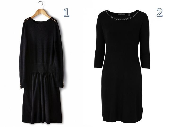 sex i svart klänning intercial kön