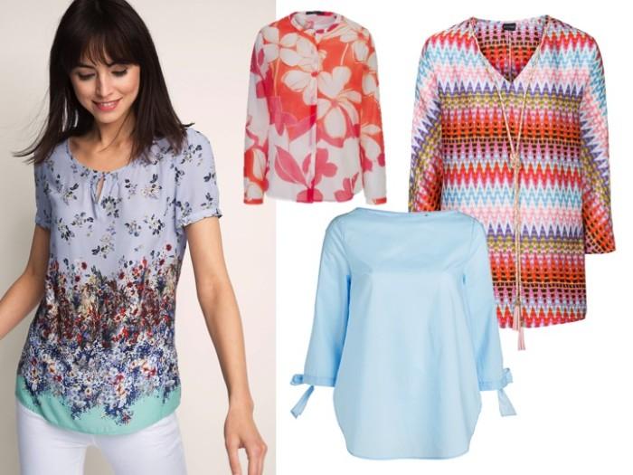 Letar du efter en snygg blus? Jag har valt ut snygga sommarblusar som finns i butik just nu!